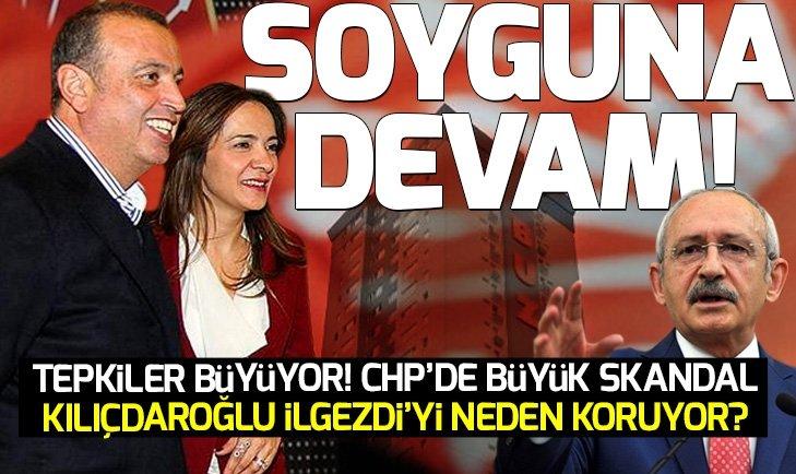 Ataşehir'de Battal İlgezdi skandalı! CHP 'soyguna devam' dedi!