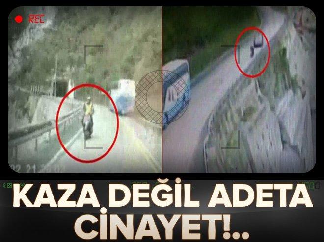 BUNUN ADI KAZA DEĞİL, ADETA CİNAYET!
