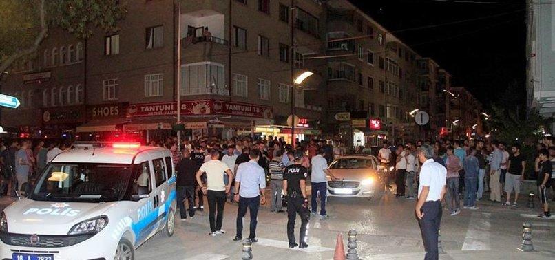 PKK RENKLERİNDE TESPİH GERGİNLİĞİ