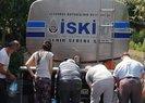 1994 CHP İstanbuluna dönüş! 60 saat susuz kalan Şileliler İSKİ tankeri önünde sıraya girdi
