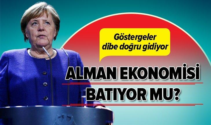 """ALMAN EKONOMİSİ İÇİN """"ALTIN YILLARIN SONU MU?"""