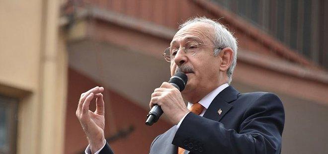 KILIÇDAROĞLU'NA 'İSTİFA' ÇAĞRISI