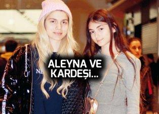 Aleyna Tilki'nin kardeşi oyuncu olacak! Aleyna Tilki sosyal medyayı salladı
