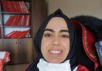 Koronavirüse yenik düşen Cumhuriyet Savcısı Sultan Beyza Boyalı son yolculuğuna uğurlandı