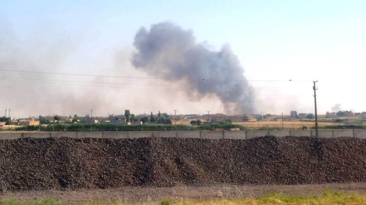 TERÖR ÖRGÜTÜ PKK/PYD'DEN HALKA ZULÜM!