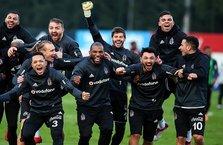 Beşiktaş Münih maçı için Almanya'ya gidiyor