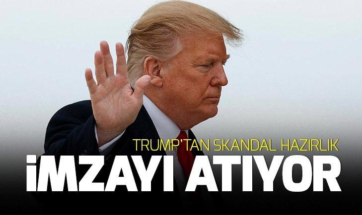 Trump'tan Golan Tepeleri için skandal hazırlık