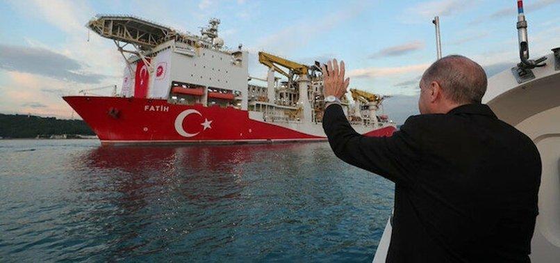 Tüm gözler Doğu Akdeniz'e çevrildi! Doğal gaz rezerv kapasitesi Karadeniz'in tam olarak iki katı