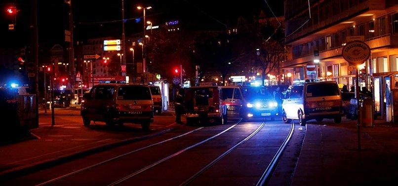 Son dakika: Viyana'da 6 farklı noktaya terör saldırısı
