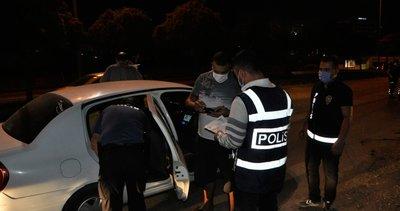 Adana'da iki bin polisin katıldığı dev asayiş uygulaması