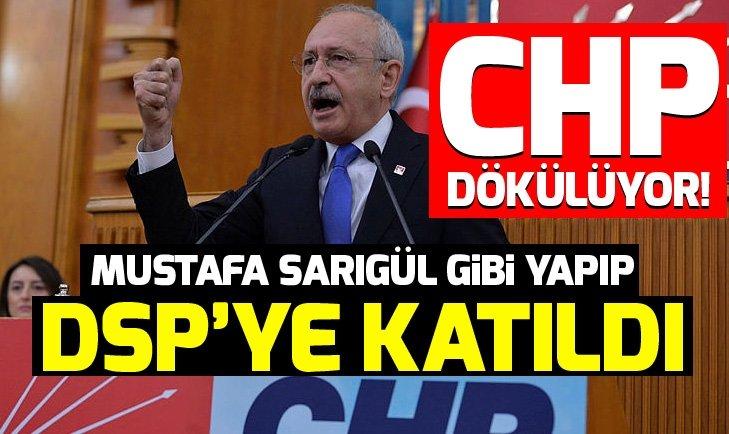 CHP'de flaş istifa! Avcılar Belediye Başkanı Handan Toprak Benli DSP'ye katıldı