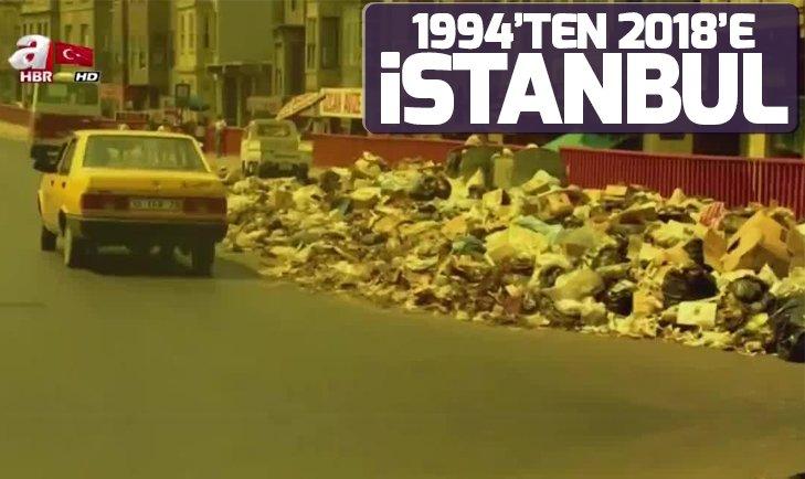 1994'ten 2018'e İstanbul!