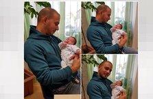 Avusturya 2 aylık Türk bebeği gasp etti!
