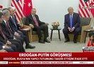 Başkan Erdoğan ve Putin Fırat'ın doğusuna operasyonu görüştü |Video