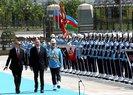 Aliyevden Erdoğana şehitler için başsağlığı mesajı