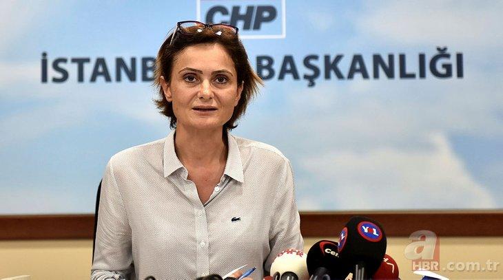 Canan Kaftancıoğlu'na hapis cezası aldıran skandal tweetler