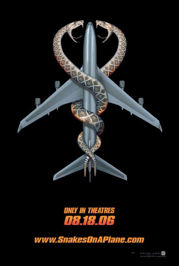 Snakes on a plane free movie