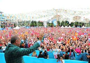 Cumhurbaşkanı Erdoğan: Bu ülke için dertli olmak lazım