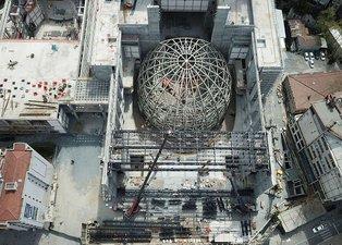 İstanbul'un gurur projesi! Yeni AKM inşaatının yüzde 57'si tamamlandı