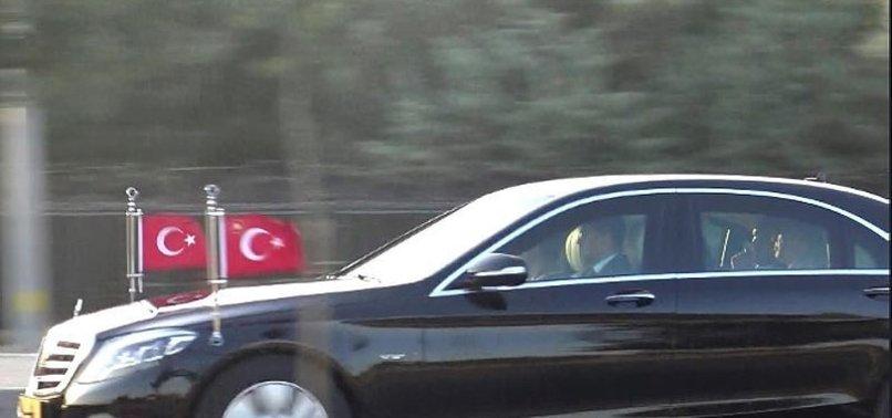 CUMHURBAŞKANI ERDOĞAN MARDİN'DE