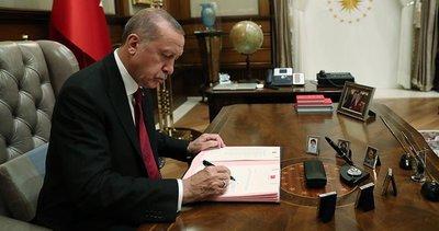 Başkan Erdoğan'dan 11 üniversiteye rektör ataması