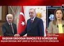Başkan Erdoğan MHP Lideri Bahçeli'yi Külliye'de kabul edecek |Video