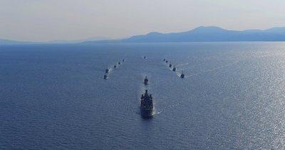 Son dakika   MSB: NUSRET 2020 Mayın Davet Tatbikatı'nın deniz safhası tamam