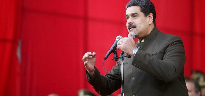 MADURO'DAN TÜRKİYE AÇIKLAMASI