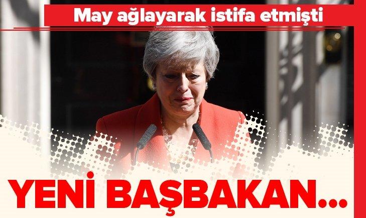 İngiltere'nin Başbakanı belli oldu