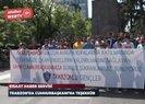 Trabzonspor taraftar grubundan Başkan Erdoğan'a teşekkür |Video