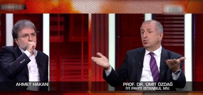 İYİ Partili Ümit Özdağ'dan FETÖ itirafı! ''İstanbul İl Başkanı Buğra Kavuncu FETÖ'cü''