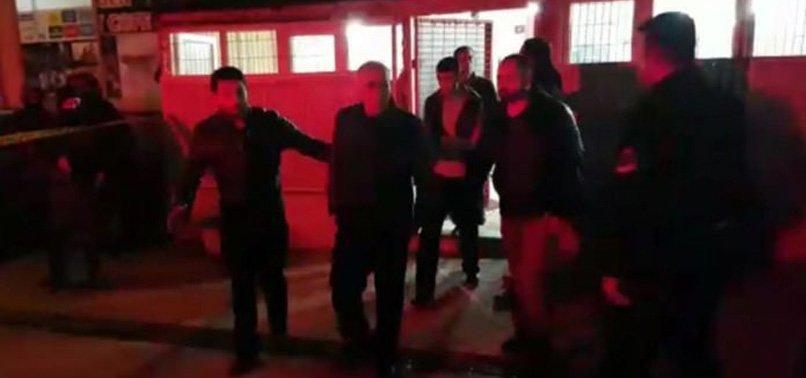 İSTANBUL'DA REHİNE KRİZİ