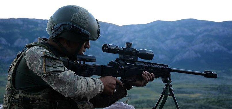 ERZURUM'DA PKK'YA DARBE