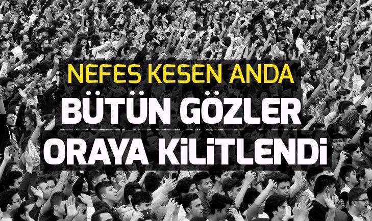 TEKNOFEST'TE SOLOTÜRK'TEN BÜYÜK ŞOV!