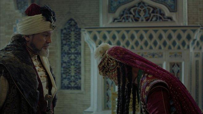 Sultan Kutlu Bike'ye büyük azar çekti | Bozkır Arslanı Celaleddin 7. bölüm nefes kesen sahne