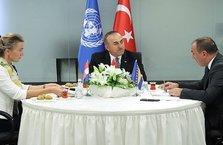 Çavuşoğlu'ndan diplomasi trafiği!