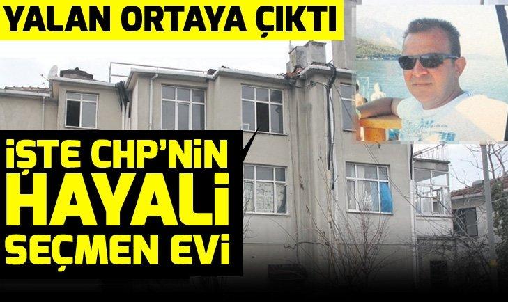İşte CHP'nin hayali seçmen evi!