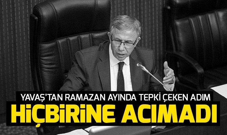 Ankara'da Mansur Yavaş üst düzey bürokratları görevden aldı
