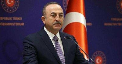 Dışişleri Bakanı Mevlüt Çavuşoğlu Yunan mevkidaşı ile görüştü