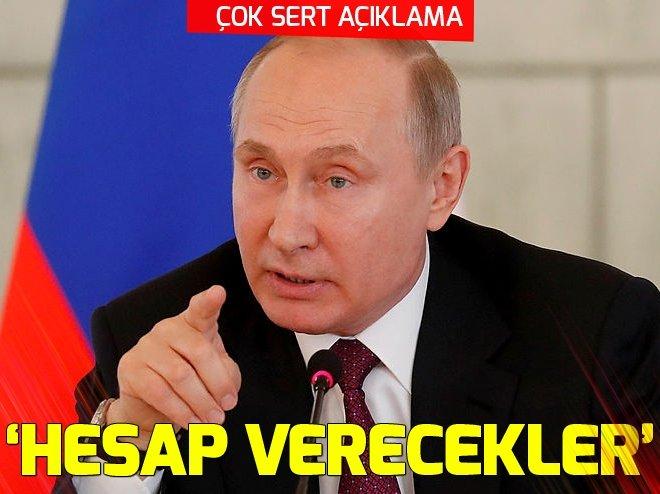 RUSYA'DAN İNGİLTERE İÇİN ÇOK SERT AÇIKLAMA