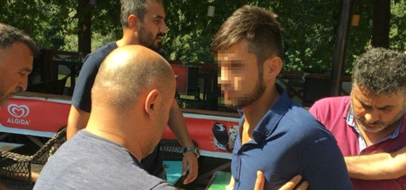 BARTIN SAPIĞI HASTANEYİ 'ÜS' YAPMIŞ!