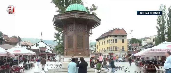 Bosna Hersek Başkan Recep Tayyip Erdoğan'ı bekliyor! Saraybosna sokaklarında Erdoğan heyecanı