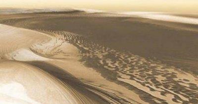 NASA Mars'tan dehşete düşüren görüntüyü ilk kez yayınladı! O kareler dünyayı ayağa kaldırdı