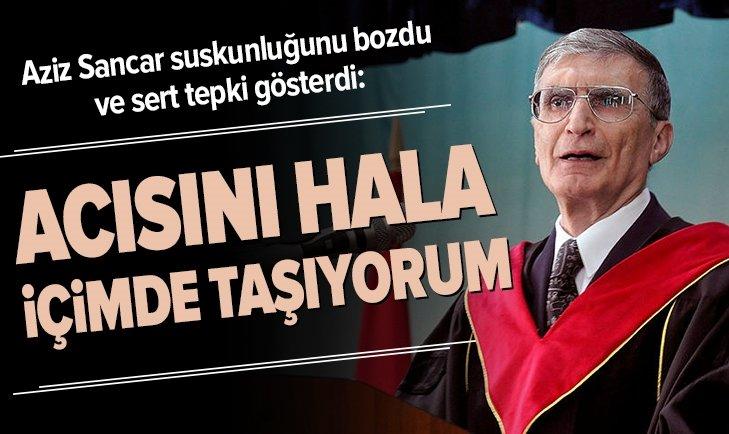 AZİZ SANCAR'DAN PETER HANDKE'YE NOBEL TEPKİSİ!