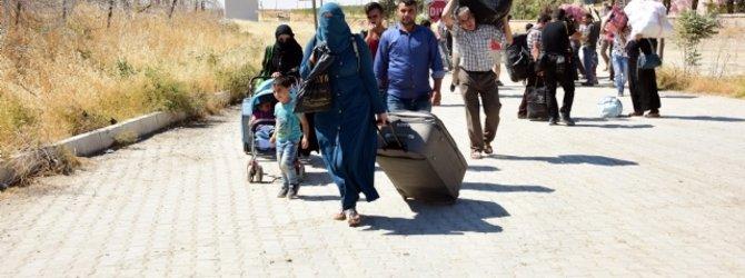 Suriyeli bir ailenin göç hikayesi
