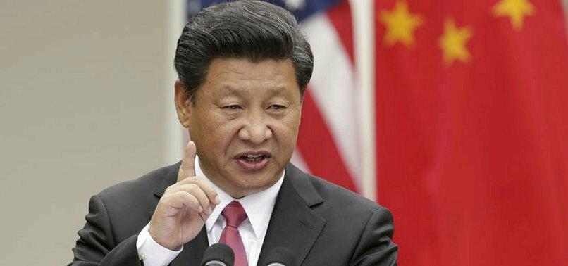 Çin Devlet Başkanı Şi Cinping'den AB'ye iç işlerimize karışmayın uyarısı -  A Haber Son Dakika Gündem Haberleri