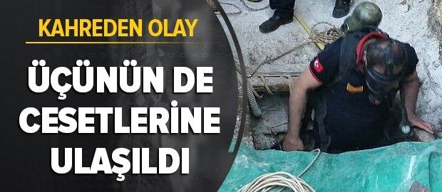 Son dakika | Adana'da kahreden olay! 3 arkadaşın da cesedine ulaşıldı