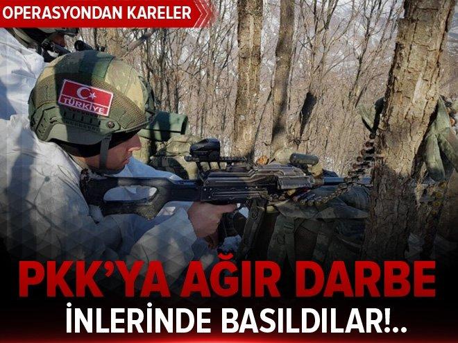 PKK'YA AĞIR DARBE! NEYE UĞRADIKLARINI ŞAŞIRDILAR
