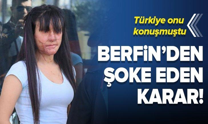 BERFİN ÖZEK DAVASINDA FLAŞ GELİŞME!