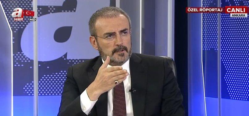 AK Parti'li Mahir Ünal'dan Engin Özkoç'a sert tepki: Neden Erdoğan'a hakaret etmeyi kendinizde bir hak…